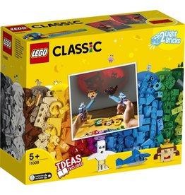 LEGO LEGO Classic 11009 - Stenen en lichten