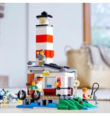 LEGO LEGO Creator 31108 - Familievakantie met caravan