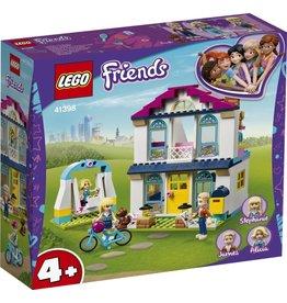 LEGO LEGO Friends 41398 - Stephanie`s Huis