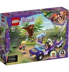LEGO LEGO Friends 41421 - Reddingsbasis babyolifant in jungle