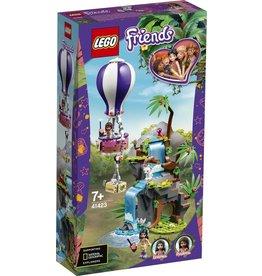 LEGO LEGO Friends 41423 - Tijger reddingsactie met luchtballon in jungle