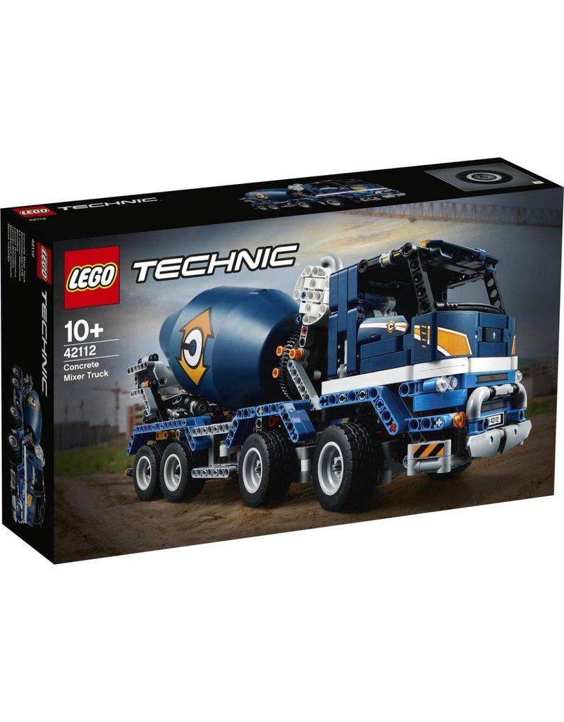LEGO LEGO Technic 42112 - Betonmixer