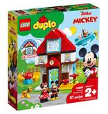 LEGO DUPLO  LEGO DUPLO Micky's Vakantiehuisje 10889