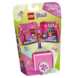 LEGO LEGO Friends Olivia's Winkelspeelkubus 41407