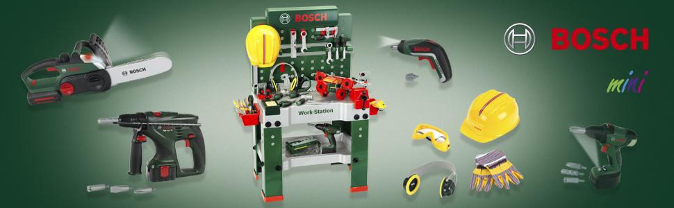 Bosch Mini Speelgoed
