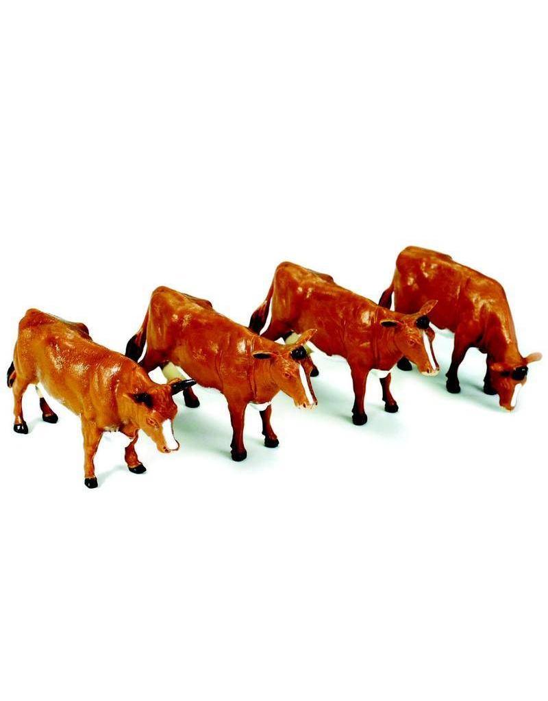 Britains Britains 40963 - Jersey koeien rood 1:32