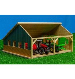Kids Globe Kids Globe 610047 - Landbouwloods voor tractoren 1:50