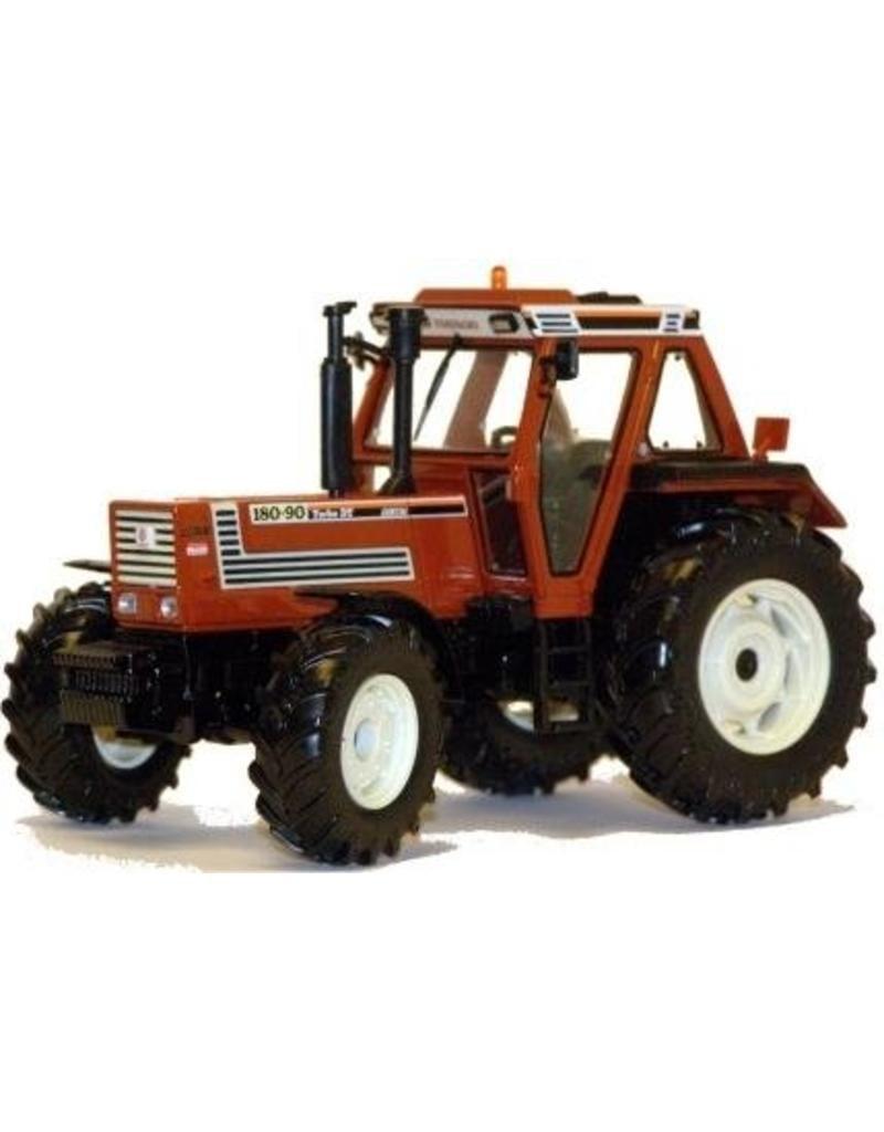 Ros Ros 30141.2 - Fiat 180-90 Tractor met brede banden 1:32