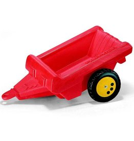 Rolly Toys Rolly Toys 122738 - Aanhanger Farmer rood