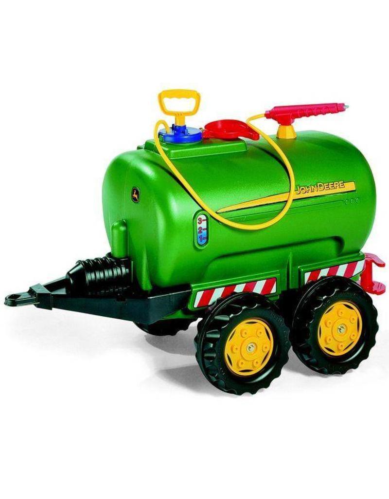 Rolly Toys Rolly Toys 122752 - Tanker John Deere met pompspuit