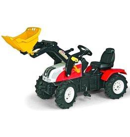 Rolly Toys Rolly Toys 046331- Steyr CVT 170 met luchtbanden en RollyTrac lader