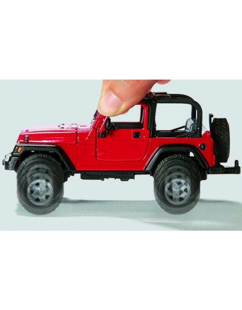 Siku Siku 4870 - Jeep Wrangler 1:32
