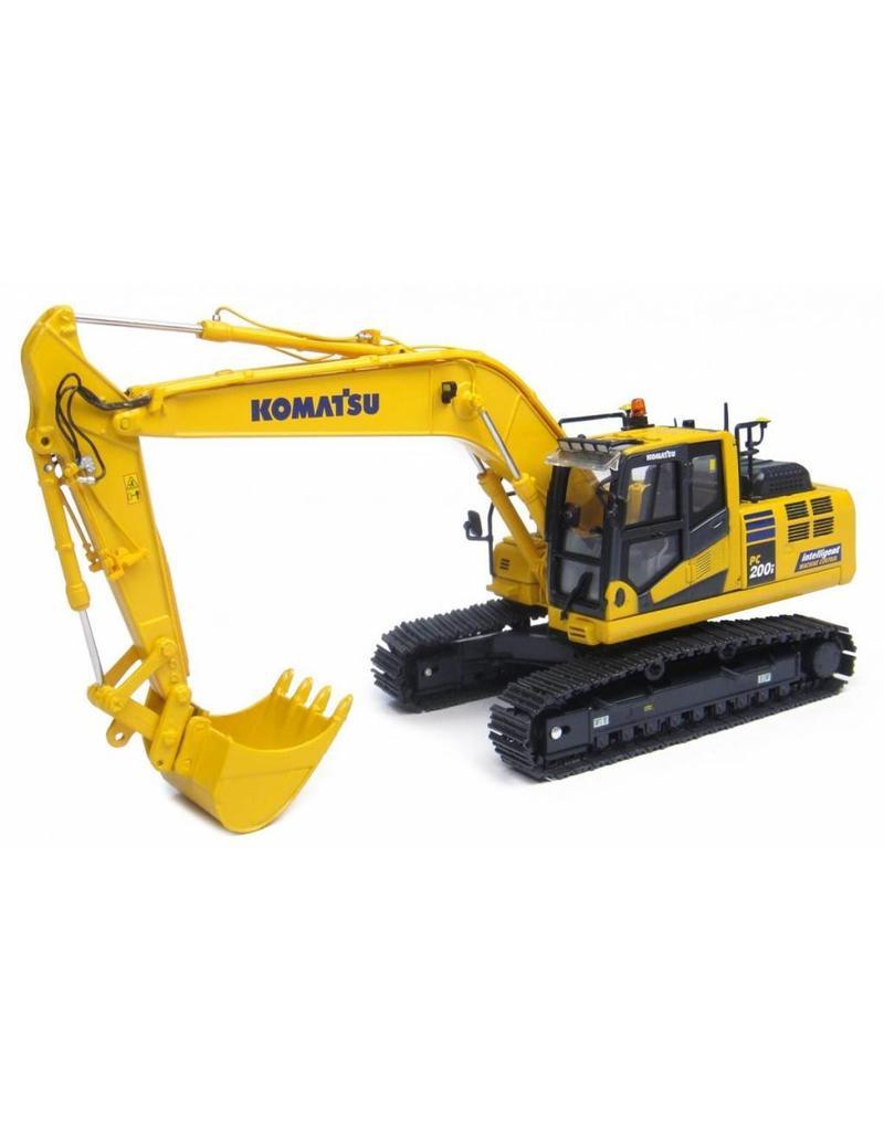 Universal Hobbies Universal Hobbies 8107 - Komatsu PC200i-10 Excavator 1:50
