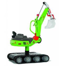 Rolly Toys Rolly Toys 513208 - Rolly Digger Digger Metaal XL groen
