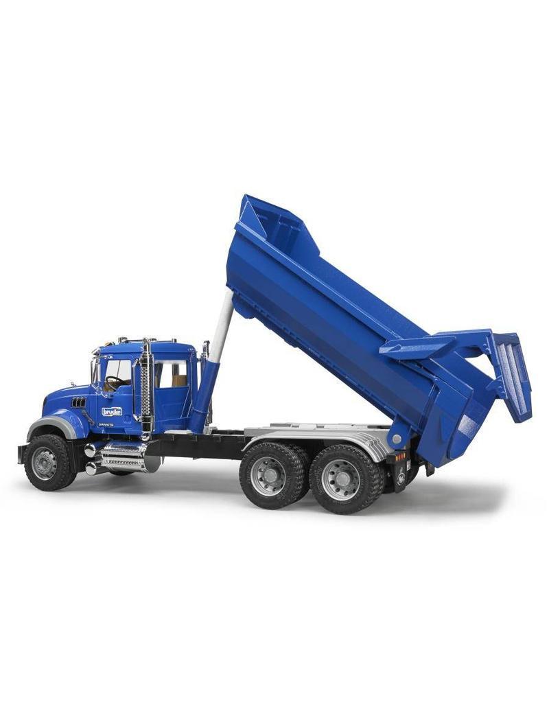 Bruder Bruder 2823 - MACK Granite Halfpipe dump truck