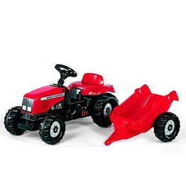 Rolly Toys Rolly Toys 012305 - RollyKid Massey Ferguson met aanhanger