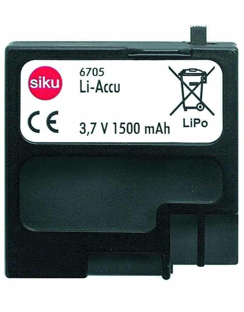 Siku Siku 6705 - Control Power accu 3.7 Volt 1500 mAh 1:32