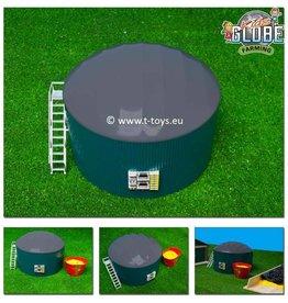 Kids Globe Kids Globe 571920 - Biogas installatie (1:32 / Siku)