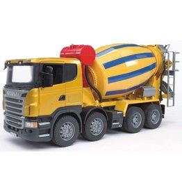 Bruder Bruder 3554 - Scania R-Serie vrachtwagen betonmixer