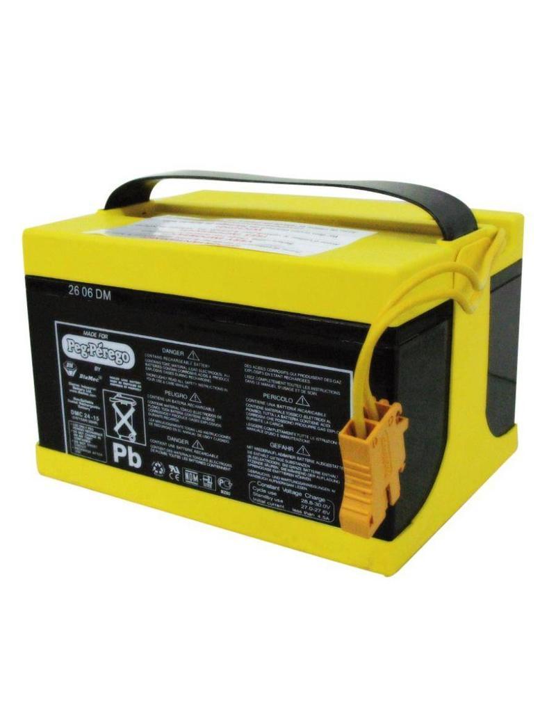 Peg-Pérego Peg Perego KB0038 - Batterij / Accu 24V - 12ah Tamper