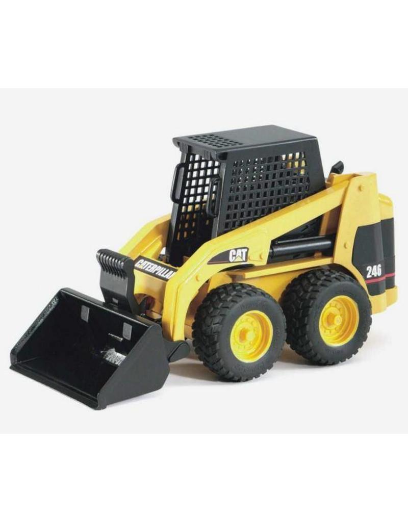 Bruder Bruder 2431 - CAT compacte shovel Bobcat