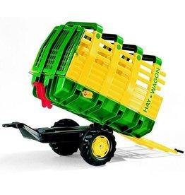 Rolly Toys Rolly Toys 122981 - Hooiwagen, groen, enkelasser