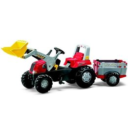 Rolly Toys Rolly Toys 811397 - Rolly Junior RT met Junior lader en FarmTrailer