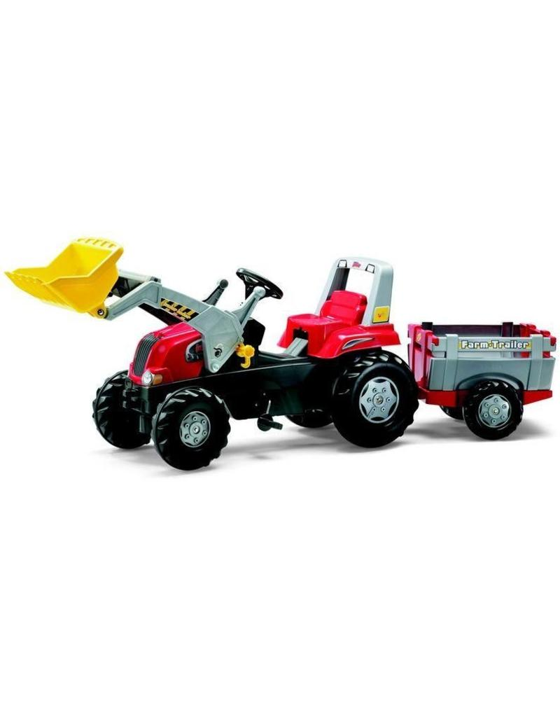 Rolly Toys Rolly Toys 811397 - Rolly Junior RT met Junior lader en FarmTrailer