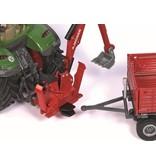 Siku Siku 2066 - Moser-graafmachine voor tractoren 1:32