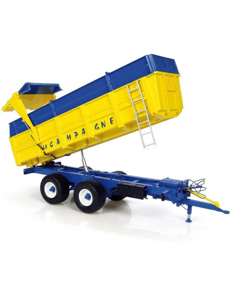 Universal Hobbies Universal Hobbies La Campagne yellow and blue 1:32