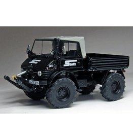Weise Toys Weise Toys 2040 - Unimog 406 (U84) Stotz Cabrio  1:32