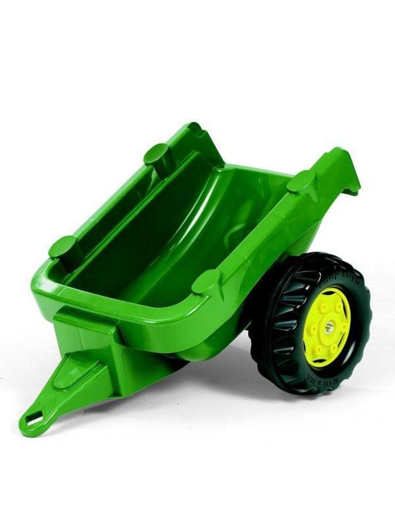 Rolly Toys Rolly Toys 121748 - RollyKid aanhanger John Deere groen