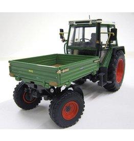 Weise Toys Weise Toys 1008 - Fendt 360 GT werktuigendrager met bakje 1:32