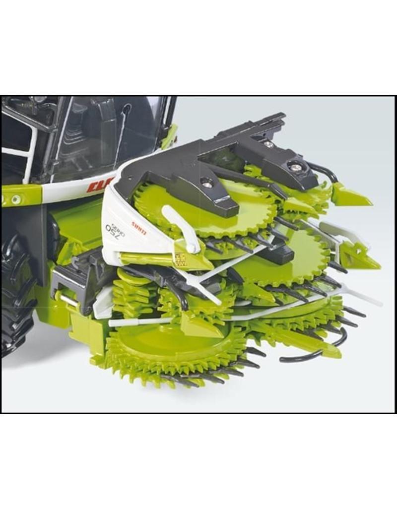 Wiking Wiking 77812 - Claas Jaguar 860 Hakselaar met Orbis 750 en Pick Up 300 1:32