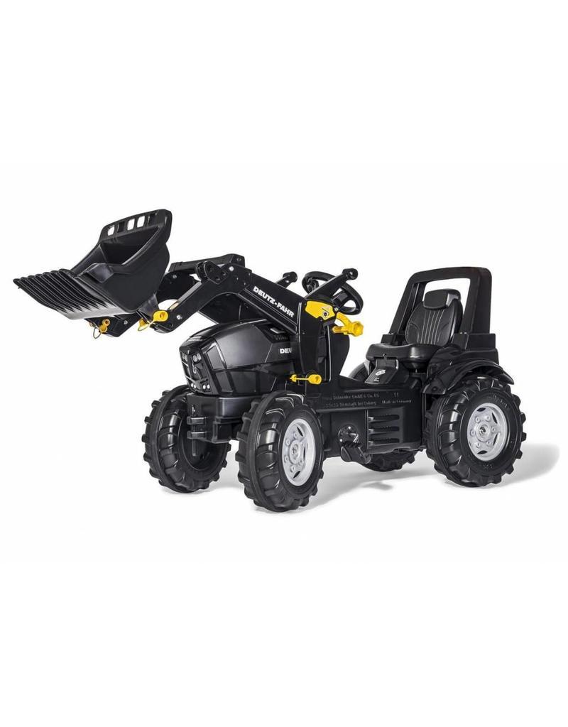 Rolly Toys Rolly Toys 71034 - Deutz Warrior met RollyTrac lader compleet zwart