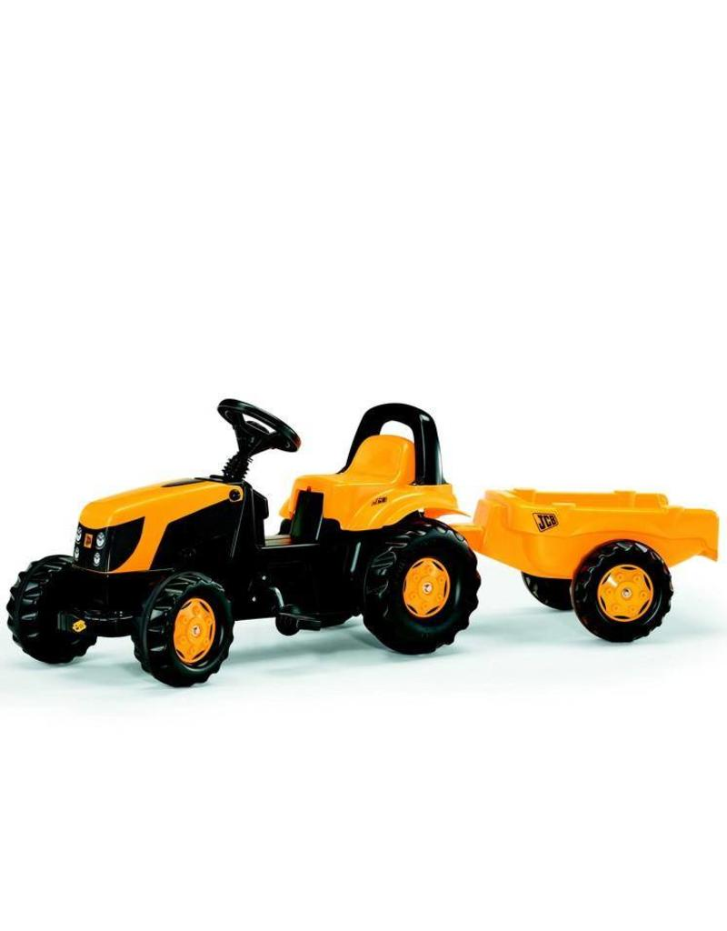 Rolly Toys Rolly Toys 012619 - RollyKid JCB met aanhanger