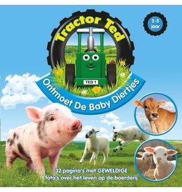 Tractor Ted Tractor Ted - Boek: Ontmoet de baby diertjes