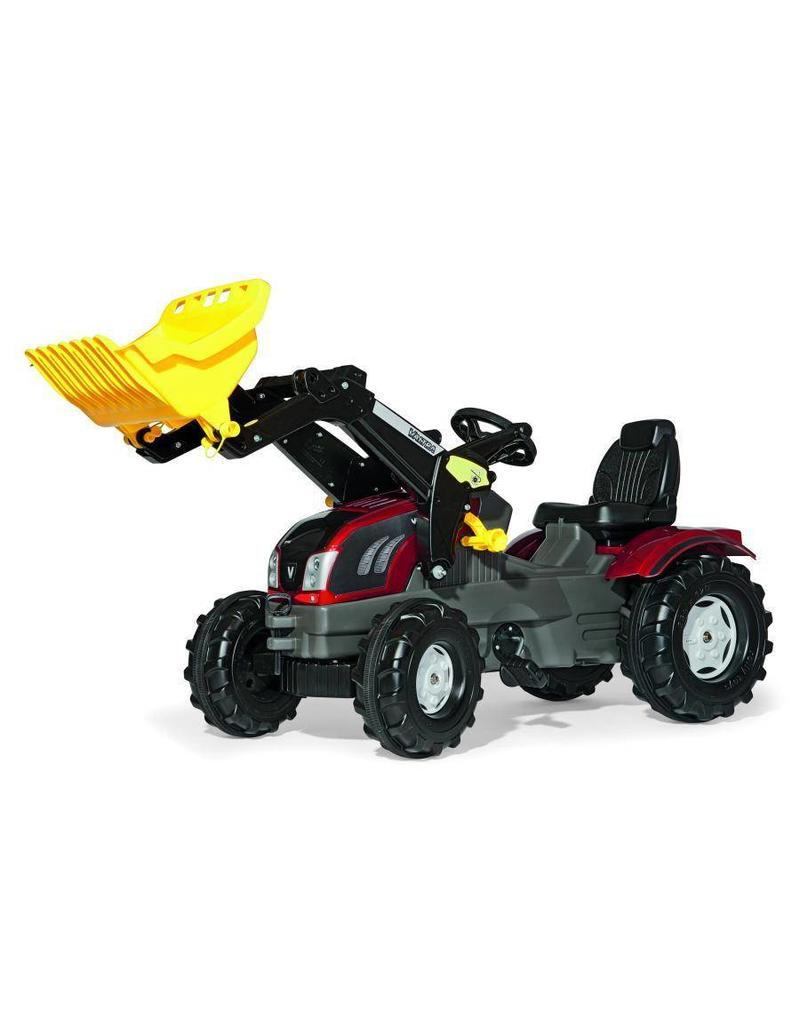 Rolly Toys Rolly Toys 611157 - Valtra T163 met Rolly Traclader