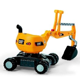 Rolly Toys Rolly Toys 421015 - Rolly Digger Caterpillar op 4 wielen