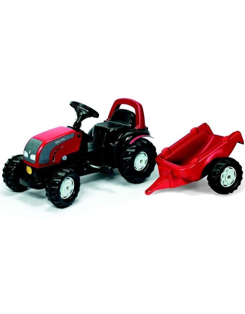 Rolly Toys Rolly Toys 012527 - RollyKid Valtra met aanhanger