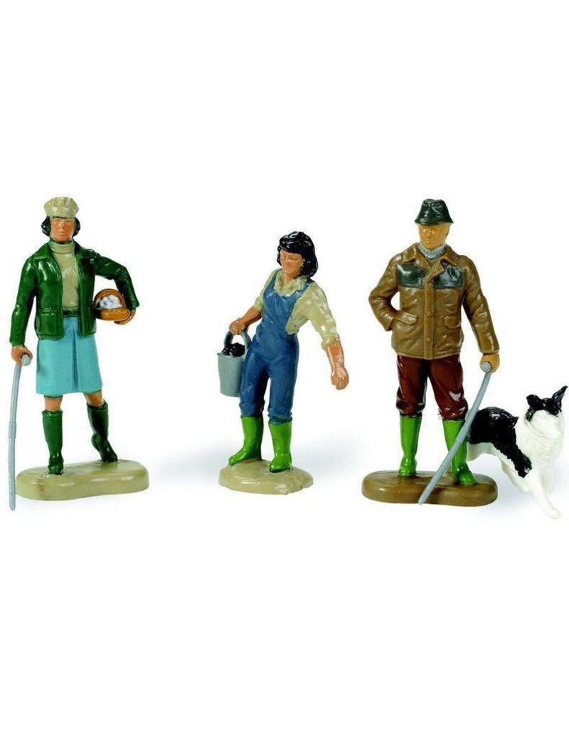 Britains Britains 40954 - Boeren familie  1:32