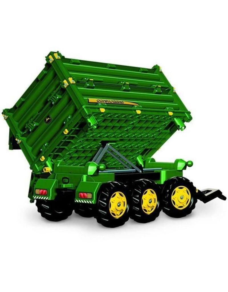 Rolly Toys Rolly Toys 125043 - Multi Trailer John Deere 3-asser