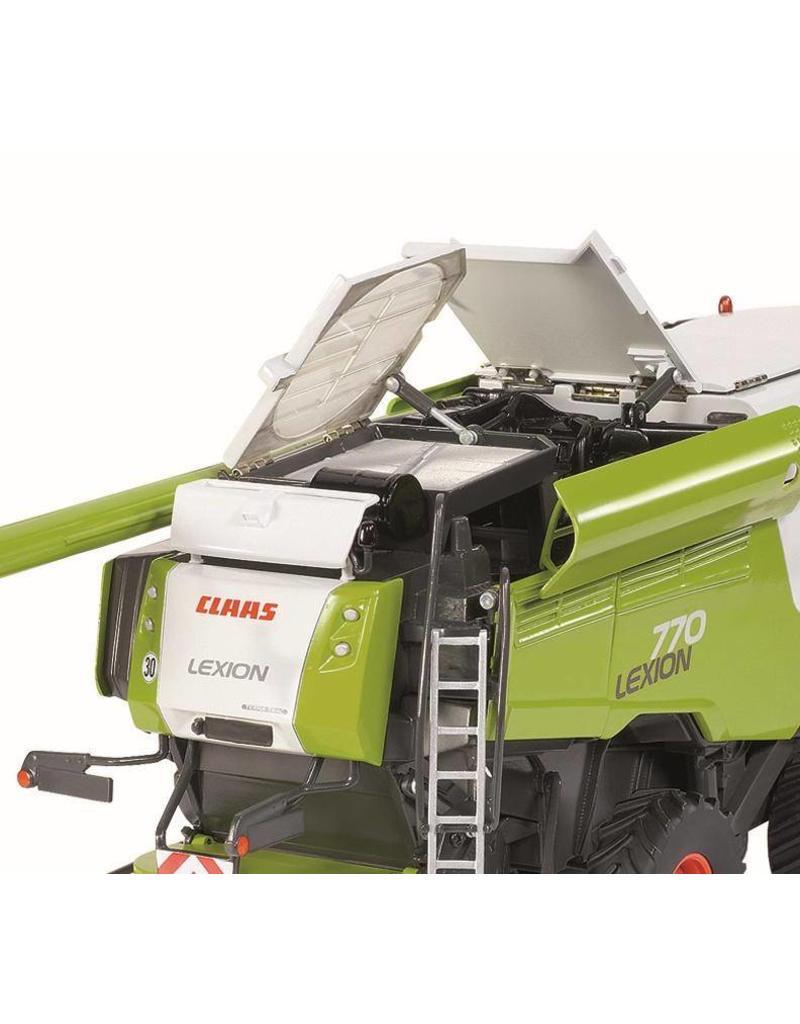 Wiking Wiking 77340 - Claas Lexion 760 Combine met maisbek 1:32