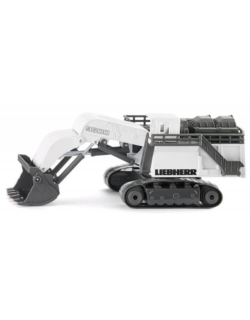 Siku Siku 1798 - Liebherr R9800 mijnbouw graafmachine 1:87