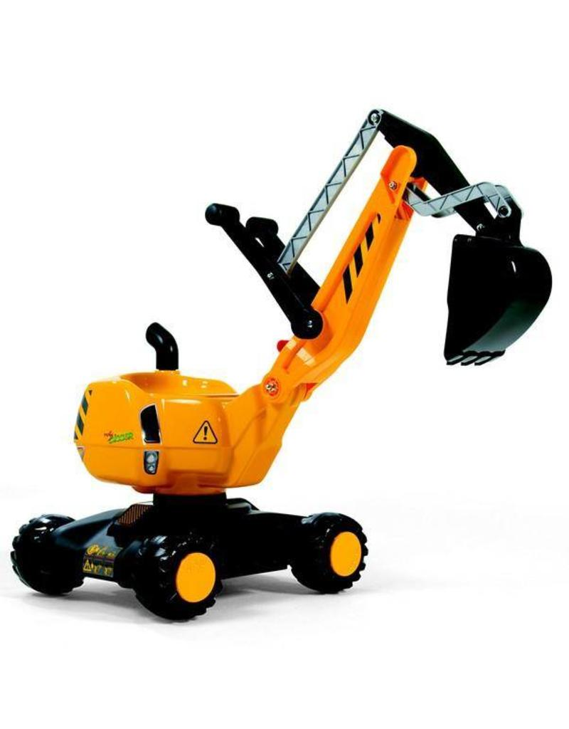 Rolly Toys Rolly Toys 421008 - Rolly Digger op 4 wielen