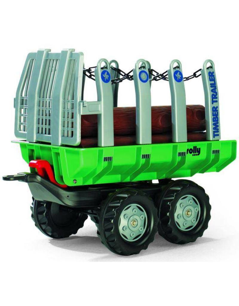 Rolly Toys Rolly Toys 122158 - Timber Trailer