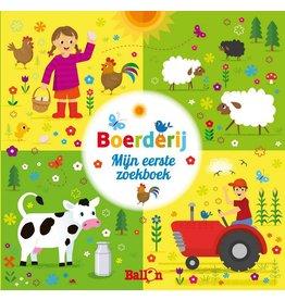Ballon Mijn eerste zoekboek: De boerderij