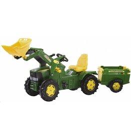 Rolly Toys Rolly Toys 049547 - John Deere 6920 met voorlader en farmtrailer