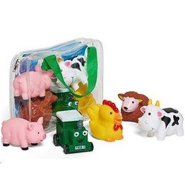Tractor Ted Tractor Ted - Badspeeltjes (5 stuks)