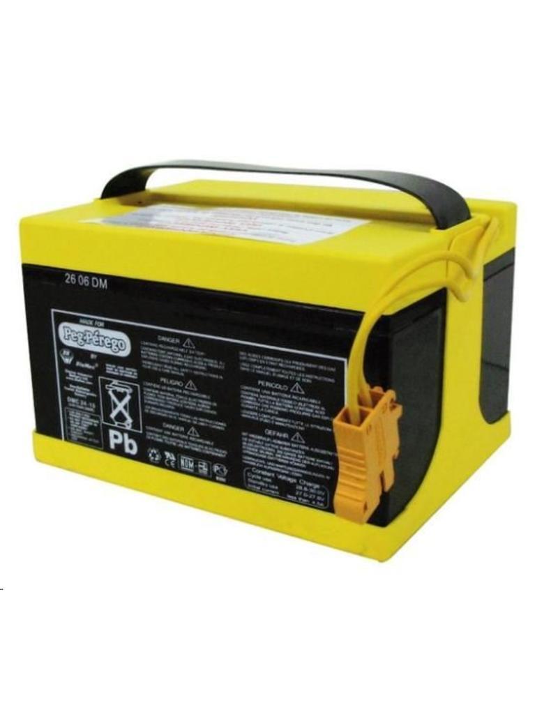 Peg-Pérego Peg Perego KB0039 - Batterij / Accu 24V - 8ah Tamper